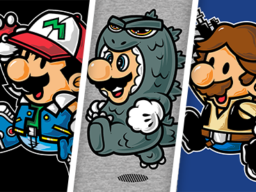 Super Jump Shirts