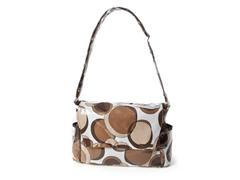 Bubble Messenger Style Bag