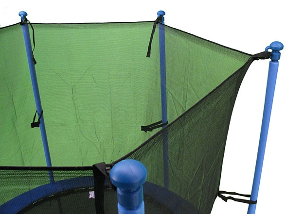 Upper Bounce 15 Trampoline W Enclosure