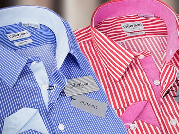 Berlioni Men's Dress Shirts
