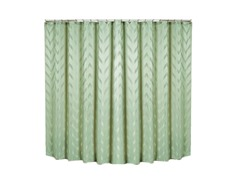 Behrakis Shower Curtain-4 Colors