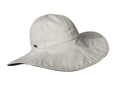 Collins Ave Floppy Brim Sun Hat, White