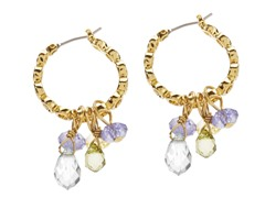 Relic RJ1651710 Gold Small Hoop Earrings