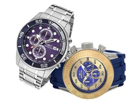 Invicta Chronograph Watches & Others