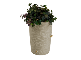 Good Ideas Palm Rain Saver, 50-Gal, Sandstone