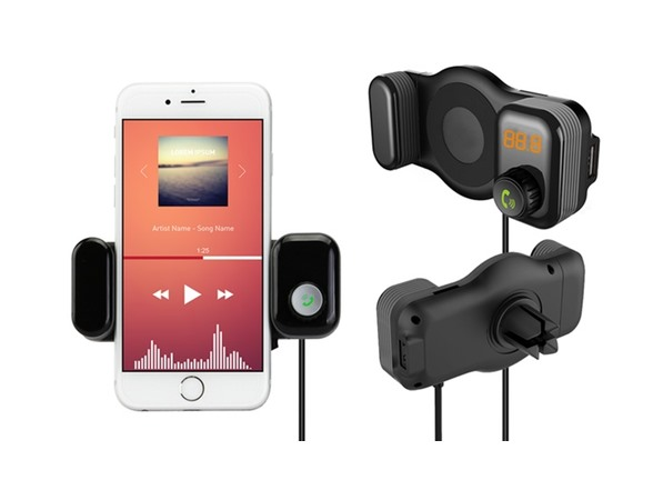 Image of Aduro U-grip Fm Transmitter & Vent Mount