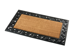 Rubber and Coir Door Mat