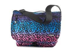 Yak Pak Messenger Bag - Ombre Leopard