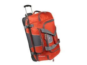 High Sierra Elevate Drop Bottom Duffel - Lava