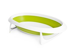 Naked Collapsible Bathtub - Green