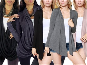 Free to Live 3-Pack Women's Cardigans