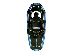 "Lucky Bums Steel Snowshoes - 19"" Blue"