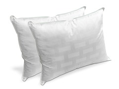 Danish Pillow with Sleep Technology-Standard-Set of 2