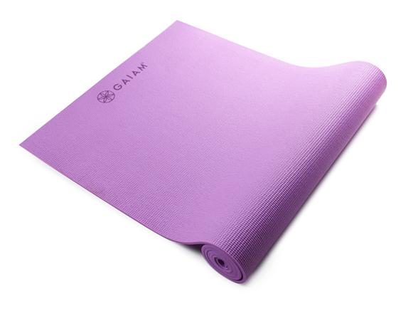 Lotus Print Yoga Mat 5mm