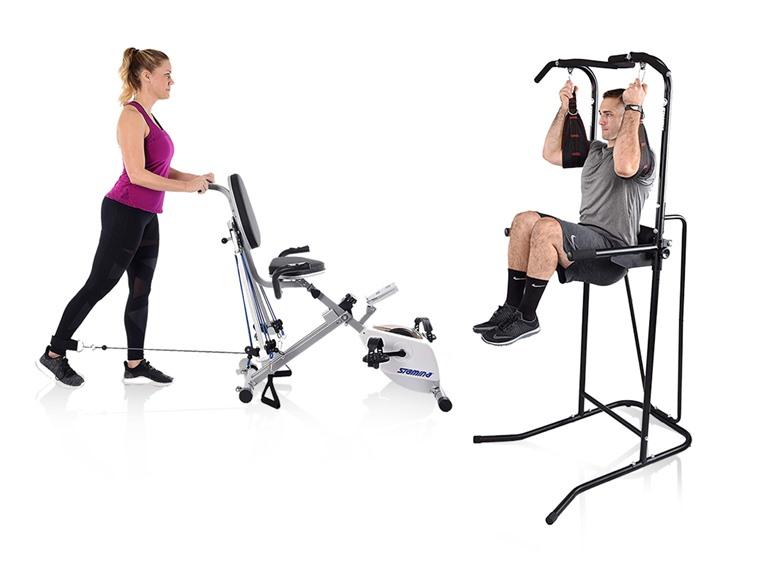 Stamina Home Gym Equipment