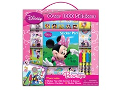 Disney Minnie Sticker Box