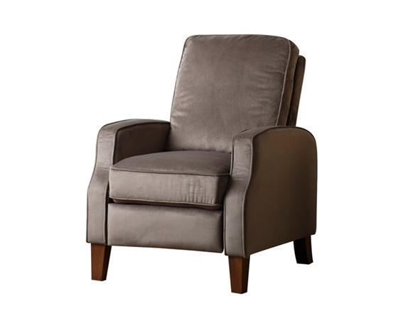 abbyson living camden fabric pushback recliner your choice