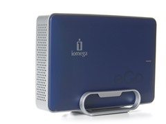 eGo 1TB USB 2.0 Ext Hard Drive - Blue