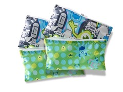 Monsters Small Snack Bag 4-Pack