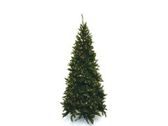 "Allegheny Fir Tree 4' 5"" Prelit Clear"
