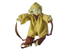 Yoda Backpack Plush Buddy