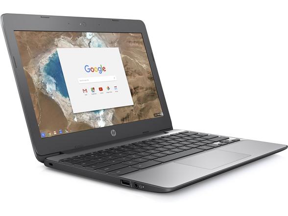"HP 11.6"" 11-V033NR Dual-Core Chromebook"