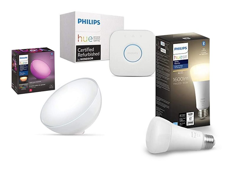 Smart Home by Philips Hue