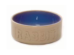 Cane & Blue Rabbit Bowl 5""