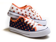 Auburn University Lace-up - Youth (1-5)