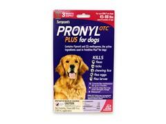 PronylPlus OTC for Dogs 3 Month 45-88lbs