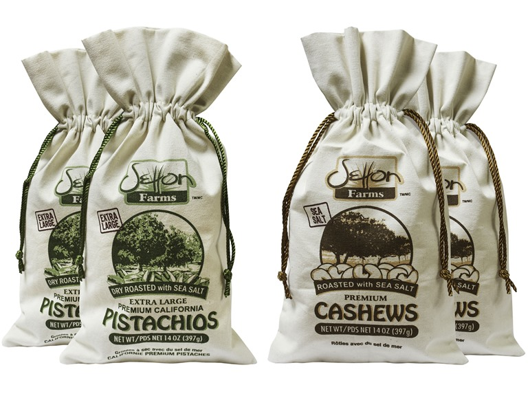 Setton Farms Cashews or Pistachios
