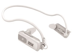 Waterproof Headphones w/Built-in MP3 Player