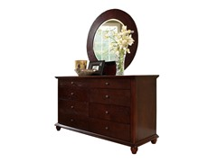 Novara Dresser with Mirror
