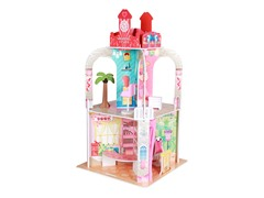 Shopping Center Play House w/ Furniture