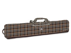 Double Coffin-Style Bag - Mountain Plaid