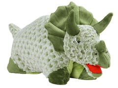 "18"" Triceratops Pillow Pet"