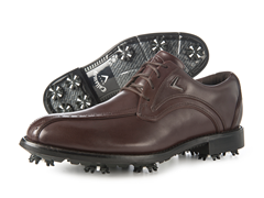 Men's Chev Blucher Golf Shoes, Brown