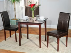 3-Piece Bettega Parson Dining Set