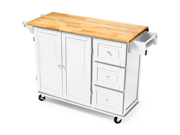 sundance kitchen cart (3 colors)