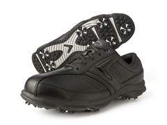Men's C-Tech Saddle Golf Shoe, Black