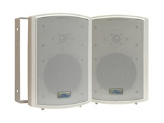 6.5'' Indoor/Outdoor Speakers w/Transformer