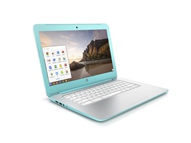 "HP 14"" 16GB Chromebook (2014 Model)"