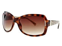 Kenneth Cole Reaction Sunglasses - Tortoise