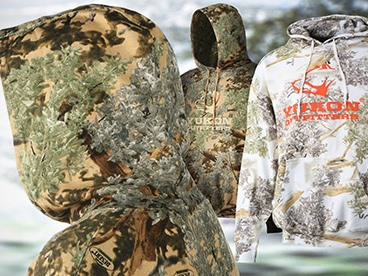 Yukon Outfitters Kings Camo Hoodies