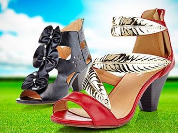 NYVIP Spring Footwear