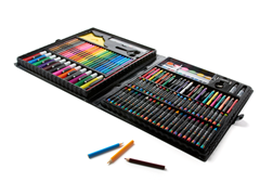 Art 101 142-Piece Artist Kit