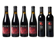 Core Santa Barbara Red Half Bottles (6)
