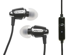 Image In-Ear Headphones w/Mic