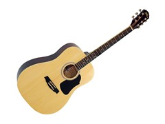 "42"" Professional Acoustic Guitar Package"
