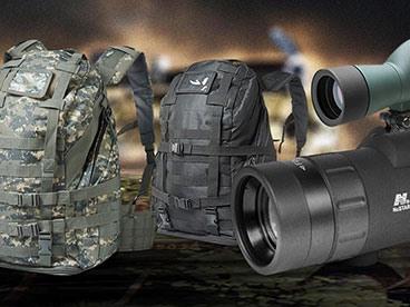 Shooting Optics & Tactical Gear